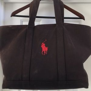 Polo by Ralph Lauren tote bag